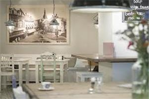 Lunchcafe Nieuwland<br>