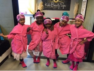 Kids Beauty Spa<br>