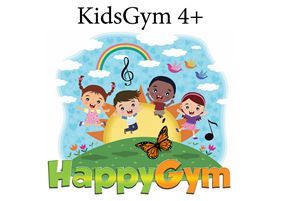 KidsGym Bussum 4+<br>