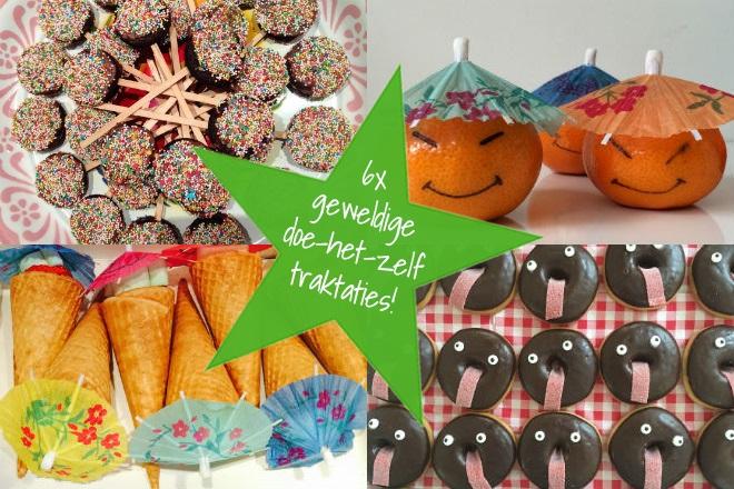 Bekend blog - Coole traktatie inspiratie! | Kidsproof Apeldoorn-Deventer &KH61