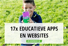 Handig: 17 educatieve apps en websites