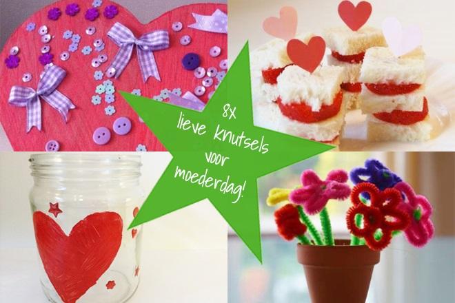 Beste blog - Lieve DIY-ideetjes voor Moederdag! | Kidsproof Arnhem XB-15