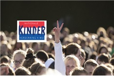 4 mei: Nationale Kinderherdenking