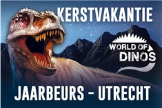 World of Dinos 2020 met korting!