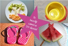Zomerse DIY-tips!