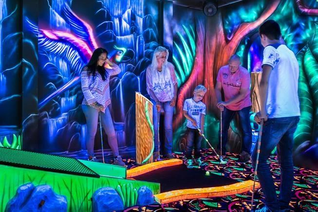 glowgolf! - glowgolf enschede | kidsproof twente