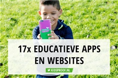 17x handige school apps en websites