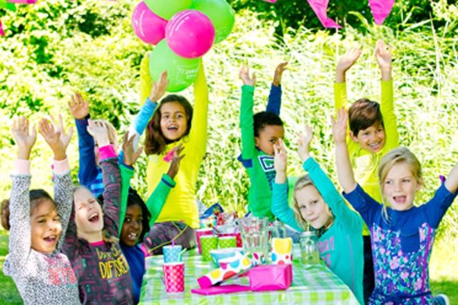 Uitgelezene blog - Low budget kinderfeestjes in 't Gooi... ze zijn er EI-63