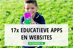 17x apps en sites om leuk te leren!