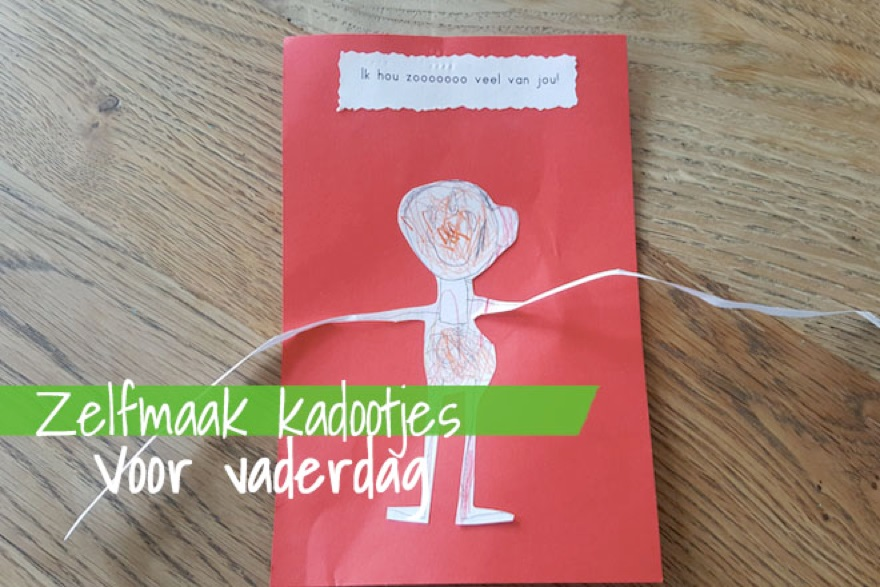 Genoeg blog - Knutselen voor papa | Kidsproof Nijmegen #CT85