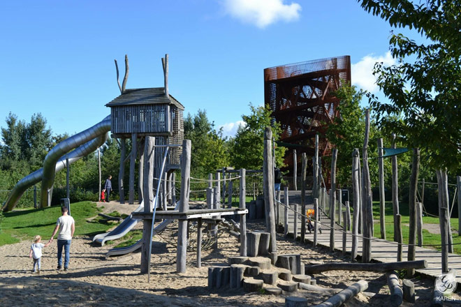 Blog De 12 állerleukste Speeltuinen Van Utrecht En Omgeving