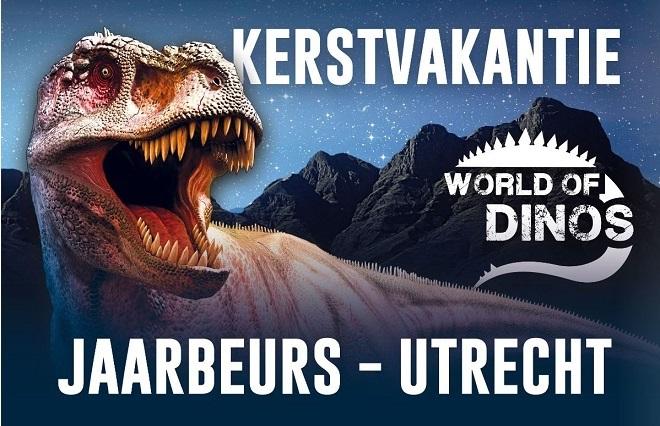 Wonderbaar blog - Wilde actie: naar World of Dinos met korting! | Kidsproof US-18