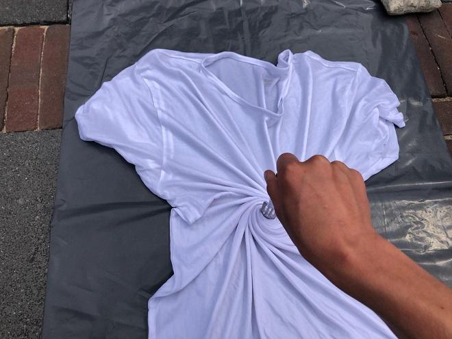 3x Tie dye shirt zelf maken! | Kidsproof Kop van Noord Holland