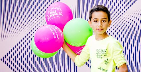 Beste Kinderfeestjes: de leukste tips! | Kidsproof Breda CM-75