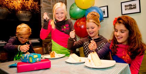 Voorkeur Kinderfeestjes: de leukste tips! | Kidsproof Den Bosch &NS79