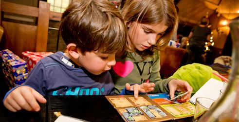 Magnifiek Leuke ideeën voor kinderactiviteiten buiten | Kidsproof Den Haag &NE09