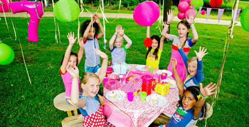 Zeer Kinderfeestjes: de leukste tips! | Kidsproof 't Gooi @UC92