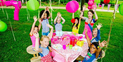 Extreem Kinderfeestjes: de leukste tips! | Kidsproof 't Gooi @TW85