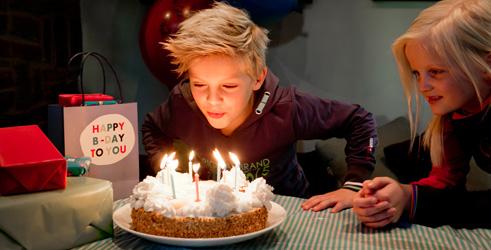 Beroemd Kinderfeestjes: de leukste tips! | Kidsproof Tilburg @QS01