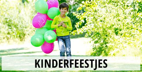 Welp Kinderfeestjes: de leukste tips! | Kidsproof Utrecht XD-85