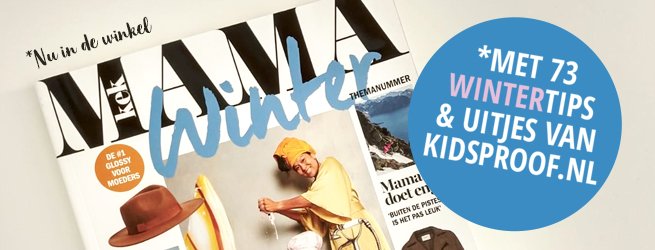 Kek Mama magazine wintereditie