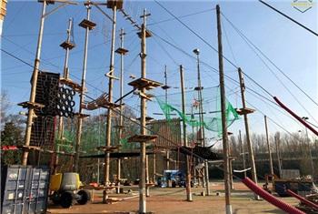 Indoor En Outdoor Klimpark In Rotterdam Kidsproof Rotterdam
