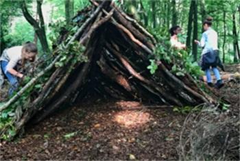 Nieuw Kinderfeestje in het bos - Cervus Buitenbeleving Arnhem ZJ-24