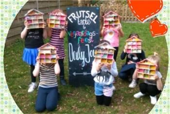 Verbazingwekkend Gezellig kinderfeestje met knutselen en spelletjes | Kidsproof WS-85