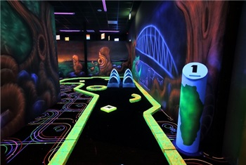 GlowGolf Kidsparty to go!