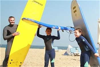 Family Surf Camps!