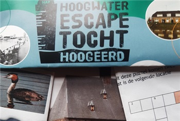 Hoogwater escapetocht