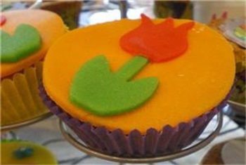Hollandse cupcakes!