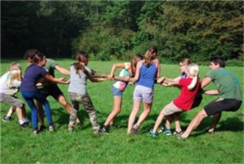 Onwijs Kinderfeestje in het bos! - Natuurlijk Sportief | Kidsproof Kop GE-86