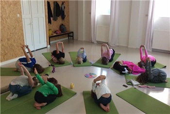 Kinderyoga in Den Bosch!