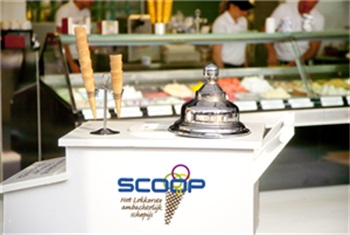 IJssalon Scoop