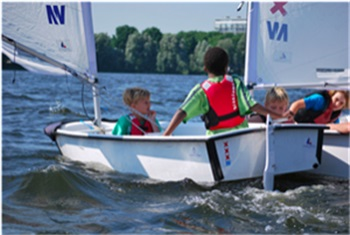 Splashweken watersportkamp