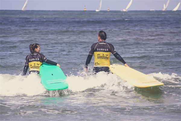 Nieuw: Family Surf Camps!