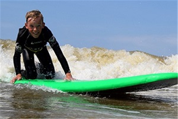 Hart Beach Surfcamp 12+