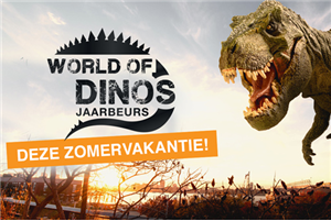 Wrahhh, World of Dinos<br>