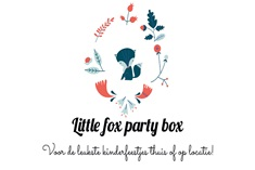 Little fox party box