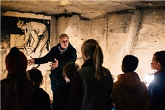 Kids Tour door de grotten