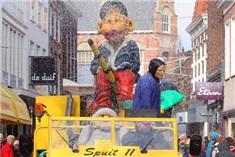 De Duif Sneek.Kidsproof Friesland Sneek Promotion Carnavalsoptocht Sneek